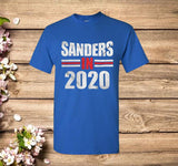 Vote For President Bernie Sanders In 2020 USA Election T-Shirt - Teetaho