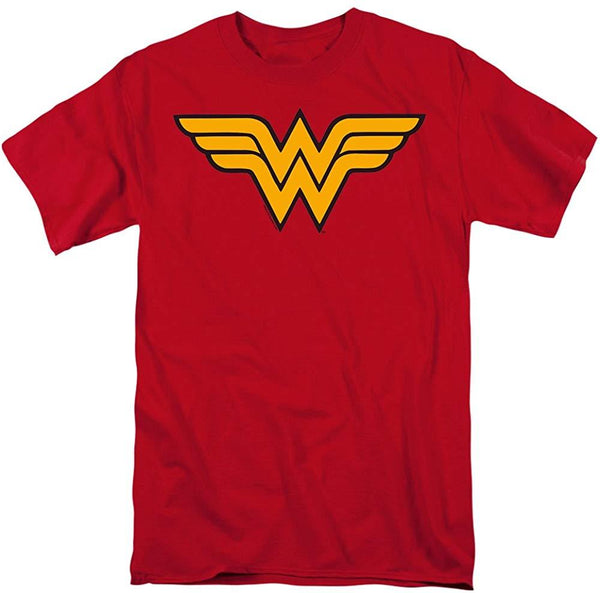 Wonder Woman Logo T-Shirt - Teetaho