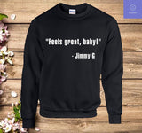 Feels Great Baby Sweatshirt - Teetaho