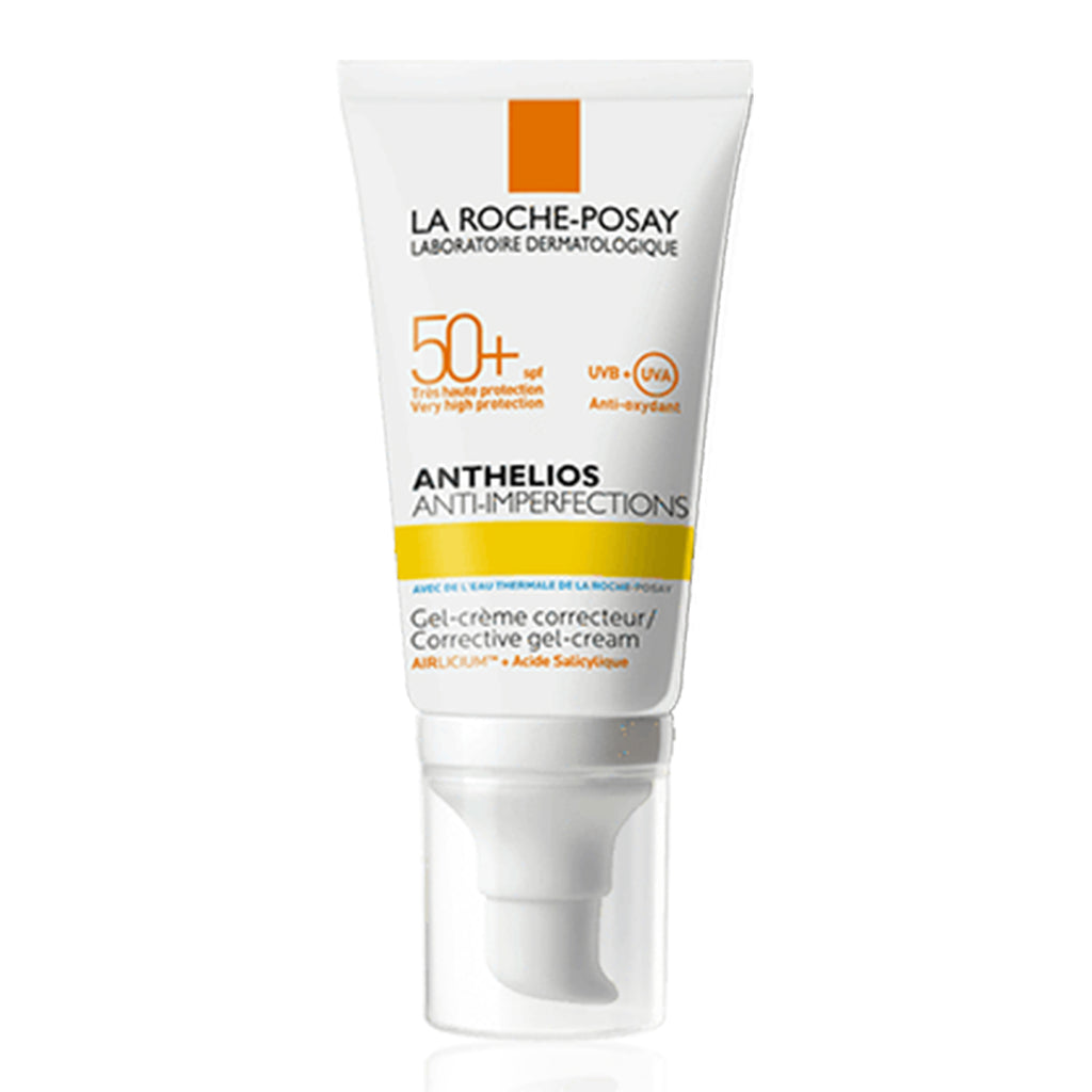 ANTHELIOS ANTI-IMPERFECTIONS GEL-CRÈME 50ML