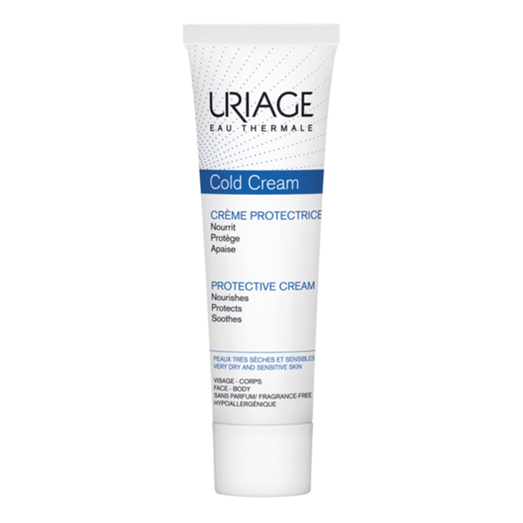 URIAGE COLD CREAM 100ML CRÈME PROTECTRICE