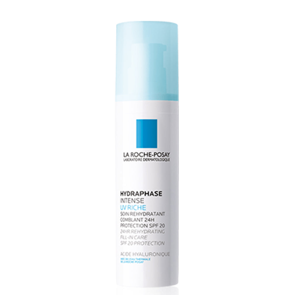HYDRAPHASE UV INTENSE RICHE 50ML RÉHYDRATATION HAUTE PERFORMANCE - PEAUX SENSIBLES
