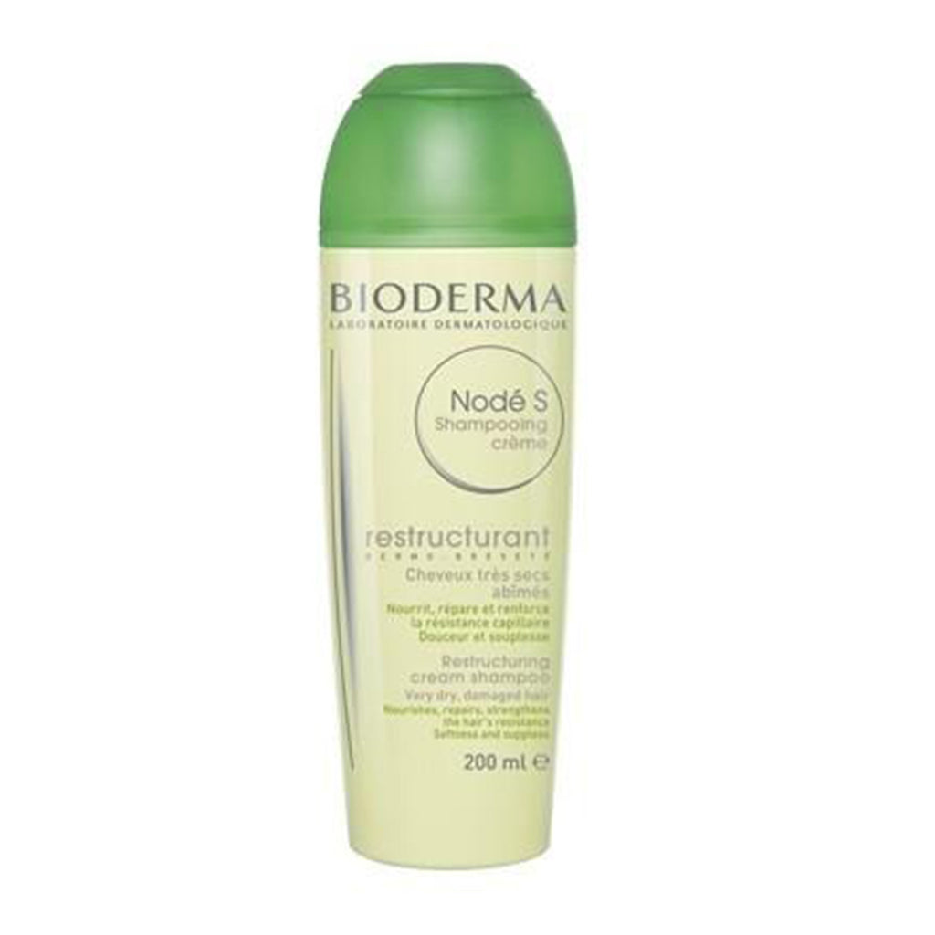 BIODERMA NODE S SHAMPOING-CREME 200ML RESTRUCTURANT