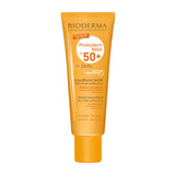 BIODERMA PHOTODERM MAX SPF 50+ AQUAFLUIDE TEINTÉ TRÉS HAUTE PROTECTION 40 ML TEXTURE ANTI BRILLANCE