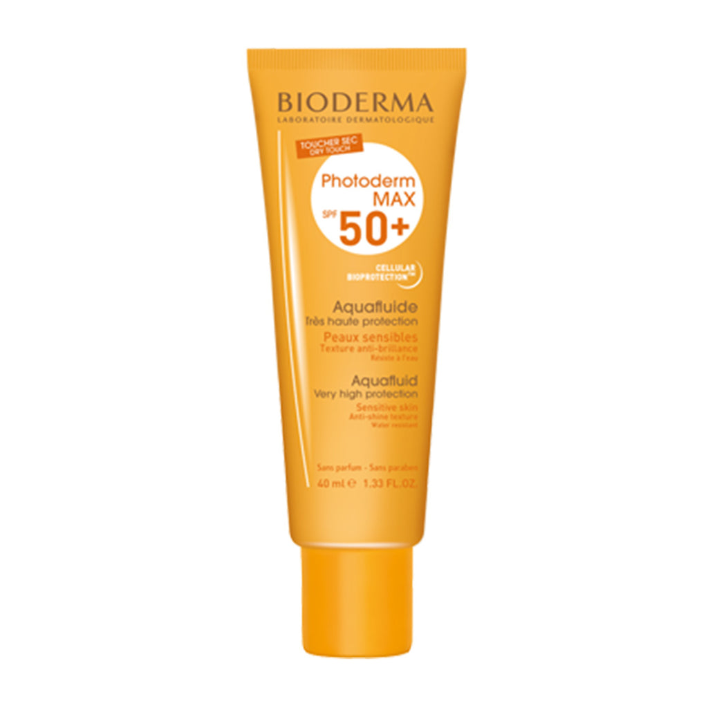 BIODERMA PHOTODERM MAX SPF 50+ AQUAFLUIDE TRÉS HAUTE PROTECTION 40 ML