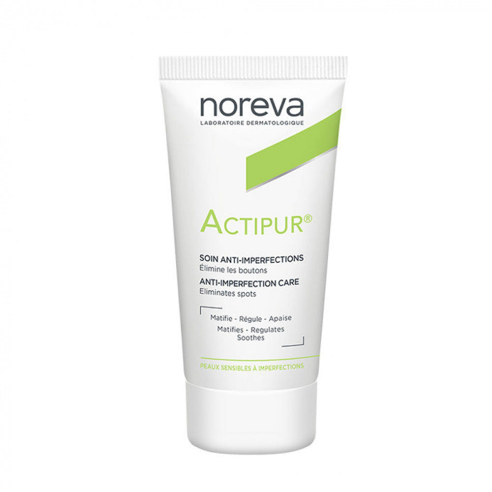 ACTIPUR Crème Matifiante Anti-imperfections (30 ml)