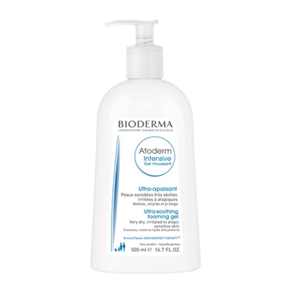 BIODERMA ATODERM INTENSIVE GEL MOUSSANT 1 L