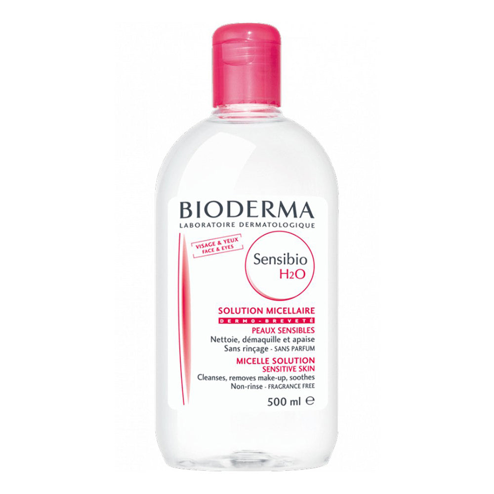BIODERMA SENSIBIO H2O SOLUTION MICELLAIRE
