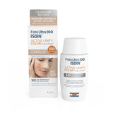 ISDIN FOTO ULTRA 100 ACTIVE UNIFY FUSION FLUID COLOR SPF 100+ 50 ML