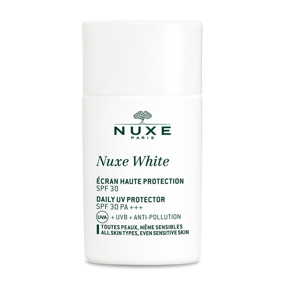 NUXE WHITE ECRAN HAUTE PROTECTION IP30 30 ML