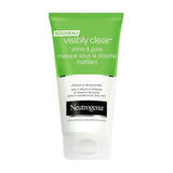 Neutrogena visibly clear® shine & pore : masque sous la douche matifiant