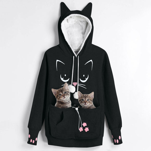 New Arrival Cat Lovers Hoodie