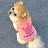 Fashion Dog Summer Princess Vest.
