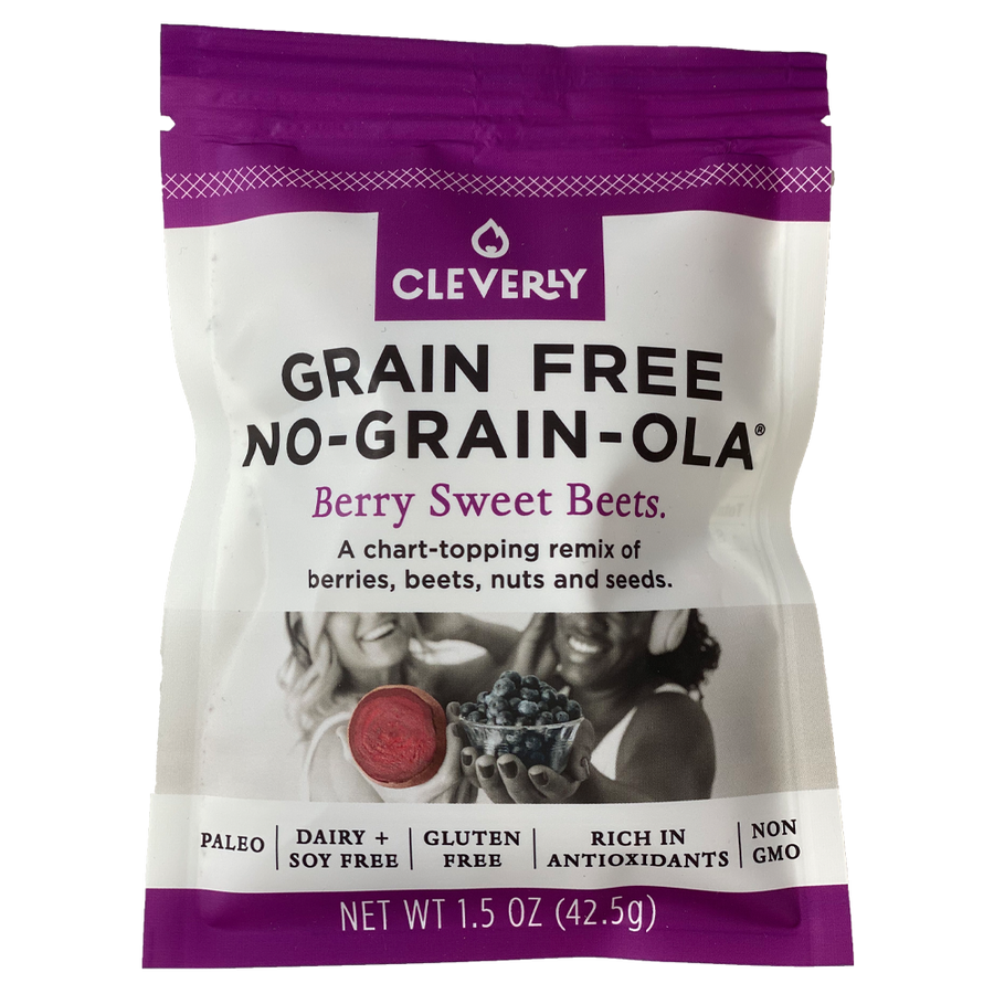 GRAIN FREE, BERRY SWEET BEETS NO-GRAIN-OLA