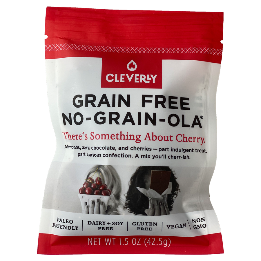 GRAIN FREE, THERE'S SOMETHING ABOUT CHERRY NO-GRAIN-OLA