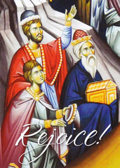 Rejoice! Christmas cards - 16 cards