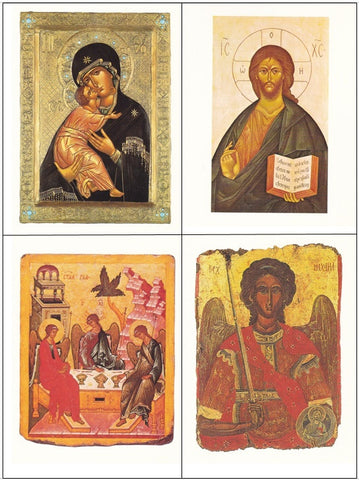 Icon Greeting Card Assortment