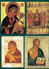 Icon Note Card Assortment