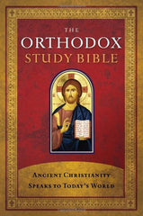 Orthodox Study Bible - Old and New Testament