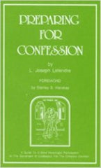 Preparing For Confession