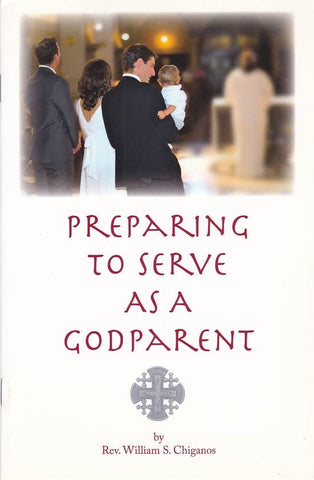 Preparing to Serve as a Godparent