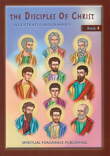 The Disciples of Christ (Book 4)