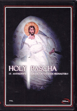 Holy Pascha at St. Anthony's Monastery (DVD)