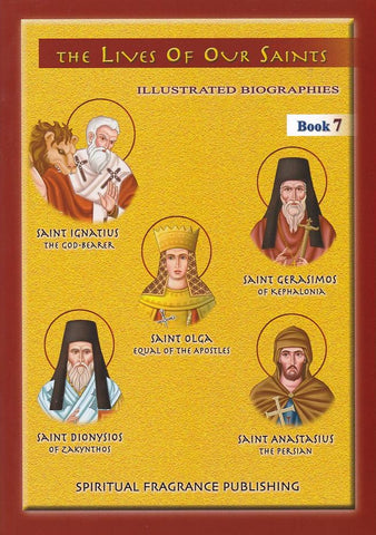 The Lives of Our Saints, Book 7