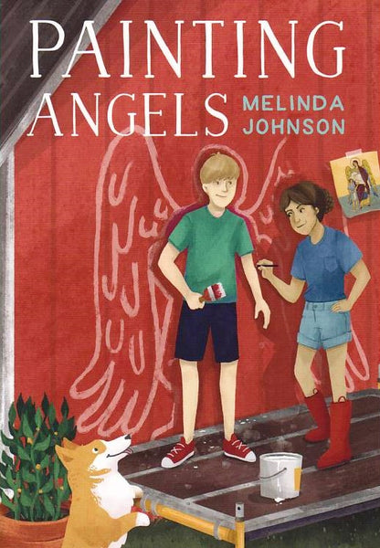 Painting Angels (Sam and Saucer, Book 3)