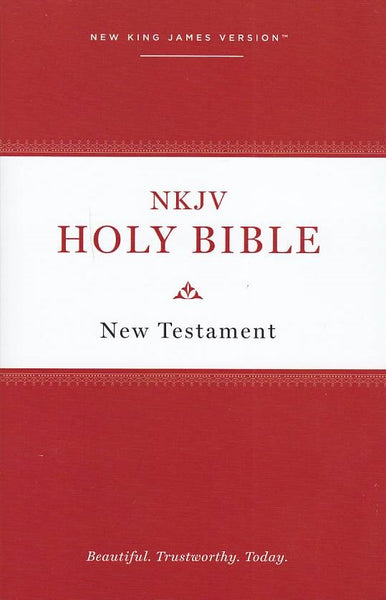 NKJV Holy Bible New Testament