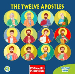 My First Series #6 - The Twelve Apostles