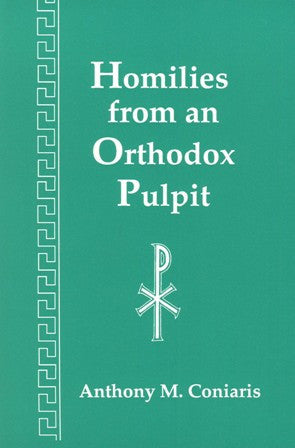 Homilies from an Orthodox Pulpit