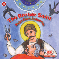 #11 The Barber Saint Holy New Martyr Elias Ardounis