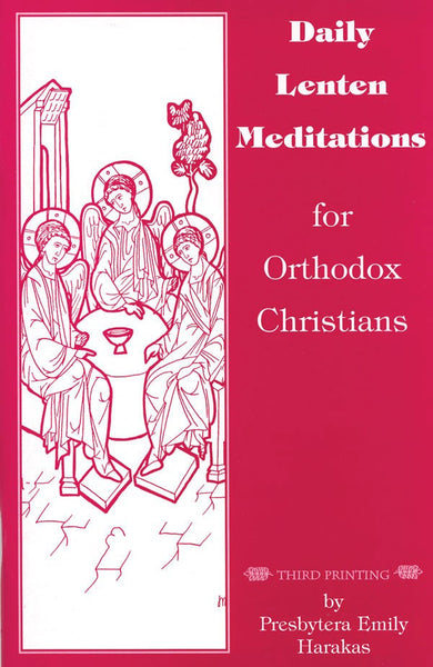 Daily Lenten Meditations for Orthodox Christians