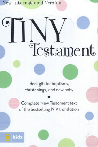 TINY TESTAMENT