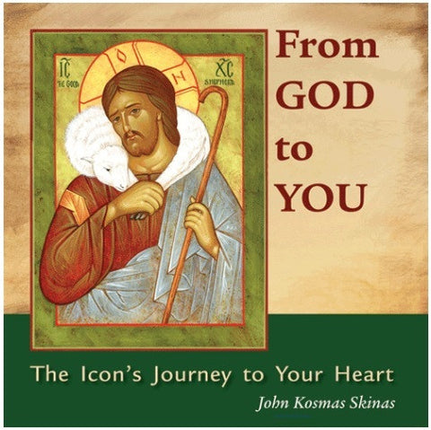 From God to You: The Icon's Journey to Your Heart