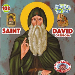#102 Saint David of Euboia
