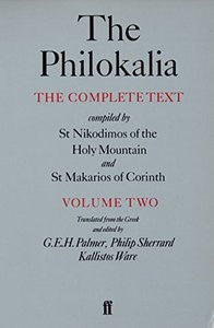 The Philokalia - Volume 2