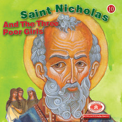 #10 Saint Nicholas and the Three Poor Girls