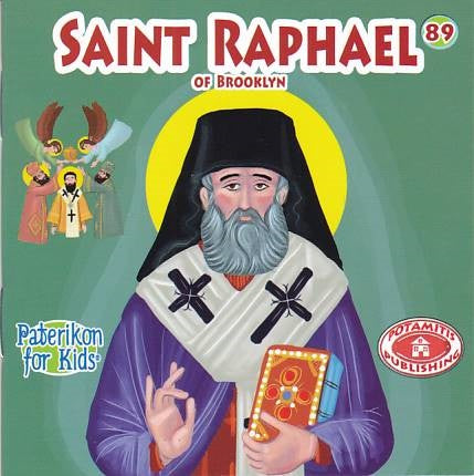 #89 Saint Raphael of Brooklyn