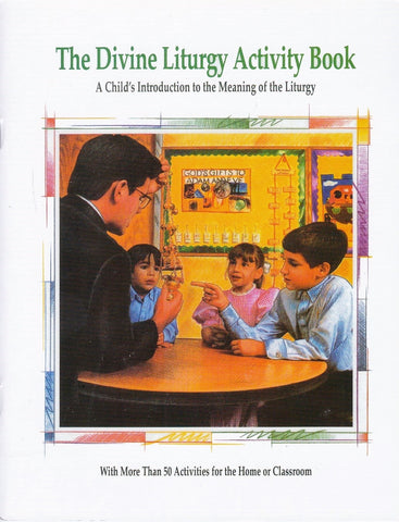 The Divine Liturgy Activity Book