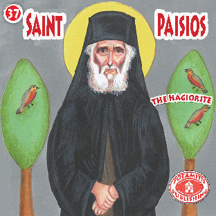 #37 Saint Paisios the Hagiorite