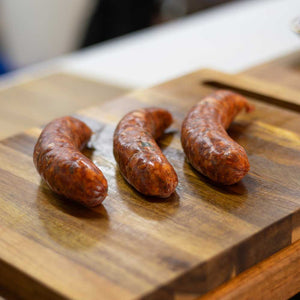 Worcester & Cracked Pepper Sausage