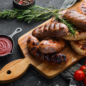 Traditional Thick Sausage