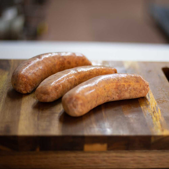 Traditional Pork Sausage