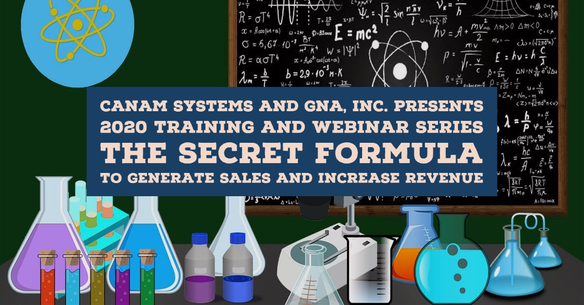 PSA & GNA Present: The Secret Formula to Generate Sales and Increase Revenue