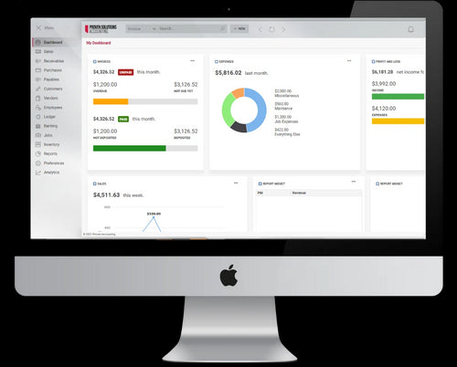 Accounting Software for Restoration Contractors
