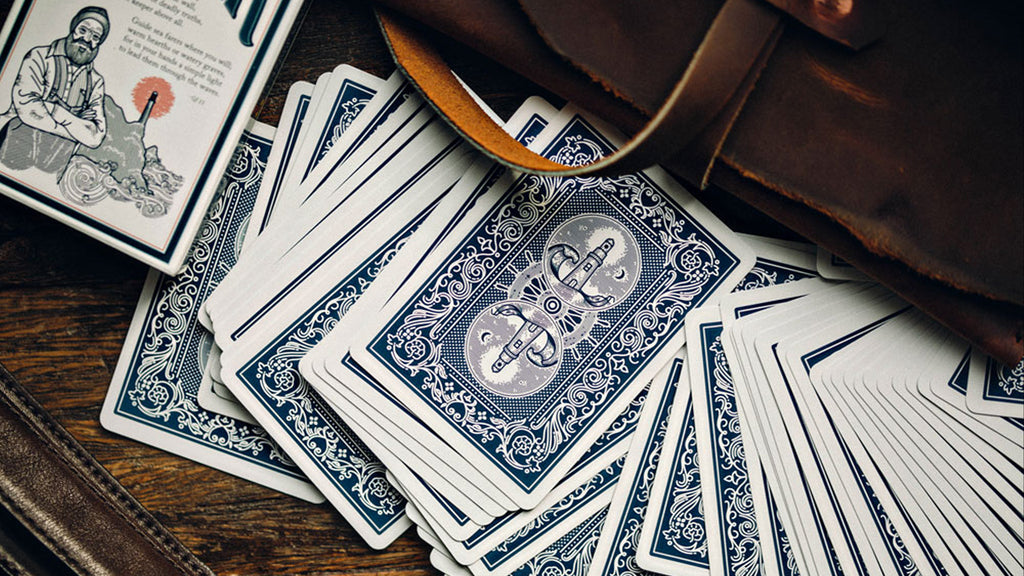 How to: Take care of your Playing Cards