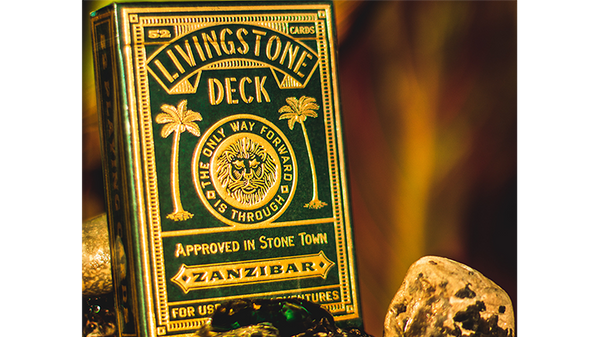 Deluxe Edition Livingstone - Cards Dynasty
