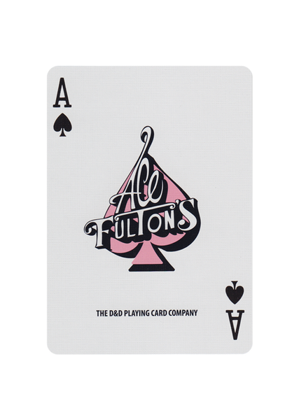 Ace Fulton's Casino, Pink Edition - Cards Dynasty